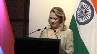 Joint Press Interaction by EAM and Secretary of State of USA (Pt.1 of 2)