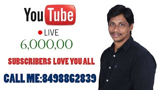 6lakh Sub Special