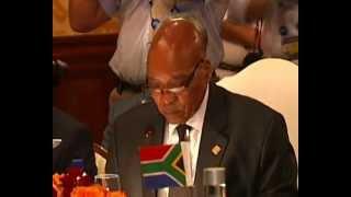 BRICS Leaders informal meeting ahead of the G20 Summit in Los Cabos