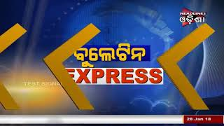 Bulletin Express 28 012018