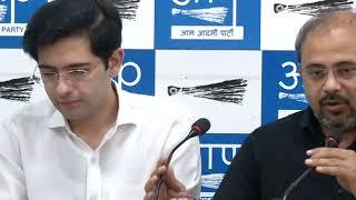 दिल्ली सरकार के सलाहकारों की नियुक्तियों को रद्द करना BJP की साज़िश AAP सरकार को ठप्प करने की मंशा