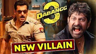 Salman Khan's Dabangg 3 NEW VILLAIN Jagapati Babu - South's Costliest Villain