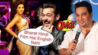 Salman Khan MAKES FUN Of Priyanka Over BHARAT, Salman Looks Like 25 Yrs Old, Says BAAGHI 2 Director