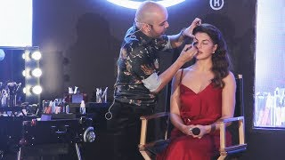 Jacqueline Fernandez At Her First Makeup Master Class With Shaan Muttathil