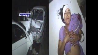 NEWS ABHI TAK DHAMPUR 06.05.16