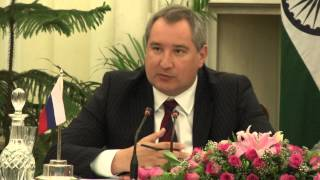 Joint Press Interaction during the visit of Deputy PM of Russia - part 2 of 2