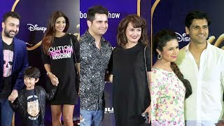 Disney's Aladdin Special Screening | Shilpa Shetty, Karan Mehra, Vidya Balan, Divyanka