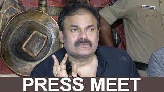 Producer Nagababu Press Meet About Sri Reddy's Comment on Pawan Kalyan