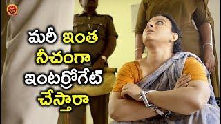 Ravi Shankar Threats Dandupalyam Gang - 2018 Telugu Movie Scenes - Dandupalyam 3 Movie Scenes