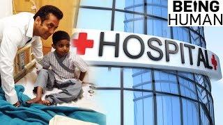 Salman Khan And Sunil Gavaskar Collaborates For Mumbai Hospital Project