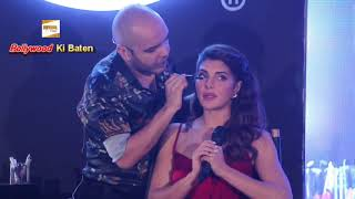 """""""Jacqueline Fernandez"""" At Her First Makeup Master Class With Shaan Mutthil"""