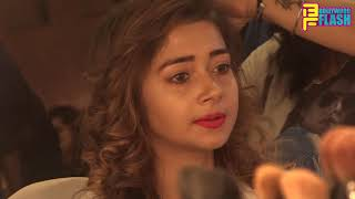 Tina Dutta BEST Make Up Session - Behind The Scene