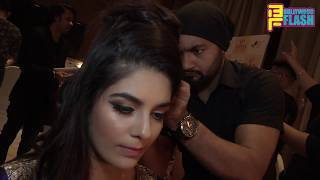 Pooja Gor BEST Make Up Session - Behind The Scene