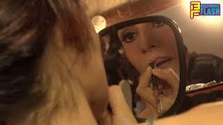 Shamim Mnan BEST Make Up Session - Behind The Scene