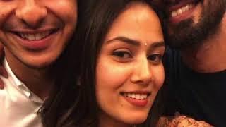 Ishan ki Shahid aur Mira ke saath selfie
