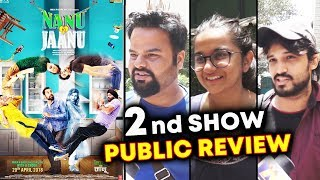 Nanu Ki Jaanu PUBLIC REVIEW | SECOND SHOW | Abhay Deol, Patralekhaa