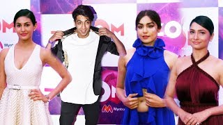 Re Launch Of Zoom Style By Myntra Party | Adah Sharma, Ankita Lokhande, Ahaan Panday