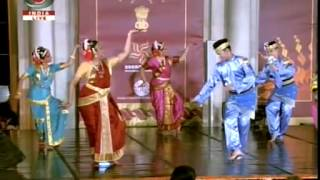 Cultural Program at Rashtrapati Bhawan during ASEAN-India Commemorative Summit