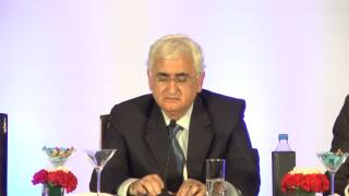 Media interaction by External Affairs Minister, Shri Salman Khurshid (December 21, 2012) - Part 2