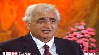 Interview of External Affairs Minister Shri Salman Khurshid to CNN-IBN (January 4, 2013)