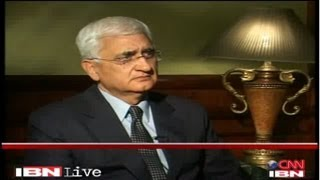 External Affairs Minister, Shri Salman Khurshid's interview to CNN-IBN (January 17, 2013)