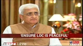 External Affairs Minister's talks to Devil's Advocate on CNN-IBN (January 20, 2012)