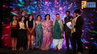 Govind Namdev & Mayanka Sharma Walked The Ramp - Woven Tales India - NMFW Season 2