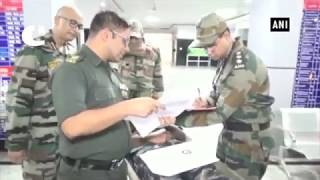 Indian Air Force conducts mass casualty evacuation drill in Kolkata