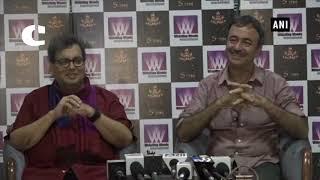 Rajkumar Hirani- Sanjay Dutt still can't believe that he's getting a biopic