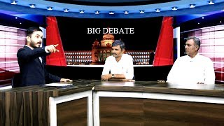 bigg debate 6th episode Promo Issue About Farmers  SSV TV, With Anchor Nitin Kattimani