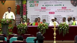 Prof. B.N. Shinde talks about Environmental councils 2017 at hiware bazar