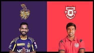 KIngs XI Punjab vs Kolkata Knight Riders Match Preview | IPL shorts
