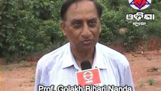 Best wishes byte by Prof.Golakh Bihari nanda For Star odisha news channel