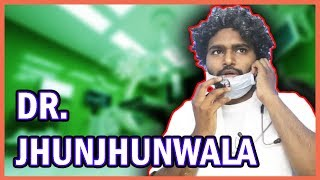 KG is Here || DOCTOR JHUNJHUNWALA