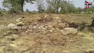 Road Comminication Problem Arrises In Harichandanpur
