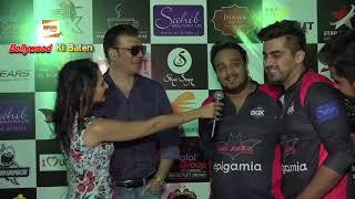 """Aditya Pancholi"" At Zeeshan Siddiques Box Bowl Out X Series Season 1"