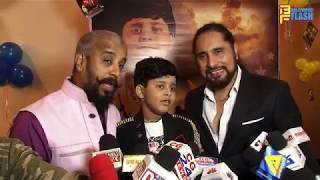 Saregama Lil Champ Singer Jayas Kumar 7th Birthday Celebration With Aditya Narayan & Singers