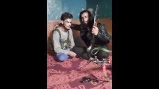 मोस्ट वांटेड आतंकी समीर टाइगर दे रहा युवा को हथियारों की ट्रेनिंग, वीडियो वायरल