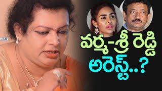 Devi Grandham on Ram Gopal Varma and Sri Reddy | Pawan Kalyan | Kathi Mahesh | Top Telugu TV