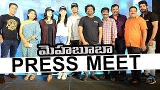 Mehbooba Movie Press Meet | Puri Jagannadh | Puri Akash | Neha Shetty