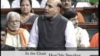 Kissan Issues: Shri Rajnath Singh: 17.08.10