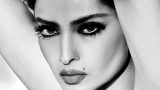 Bollywood Actress Looks More Beautiful in Black & White Look - Photoshoot