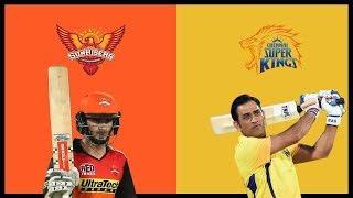 Chennai Super Kings vs Sunrisers Hyderabad IPL 2018 | April 22 2018