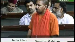 Part 1: Flood and Drought situation: Sh. Yogi Adityanath: 27.08.2010