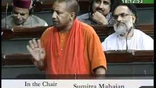 Part 2: Flood and Drought situation: Sh. Yogi Adityanath: 27.08.2010