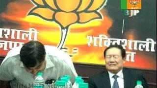 China Delegation : Sh. Nitin Gadkari: 01.11.2010