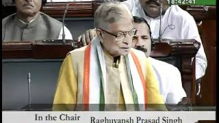 Part 1: Educational Tribunals Bill :  Sh. Murli Manohar Joshi : 26.08.2010