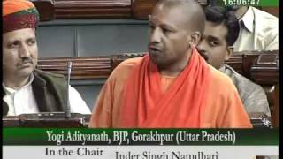 Part 2: Motion of Thanks on the President's Address: Sh. Yogi Adityanath: 04.03.2010