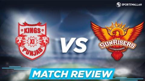 Kings XI Punjab VS SunRisers Hyderabad | Match Review