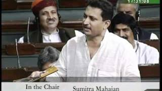 Part 1: National Green Tribunal Bill, 2009: Sh. Anant Kumar Hegde: 15.03.2010